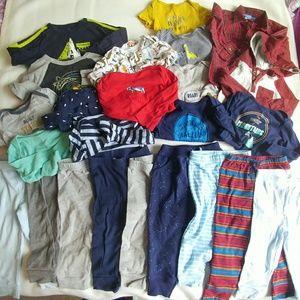 Bundle of Boy's 18 Month Clothes